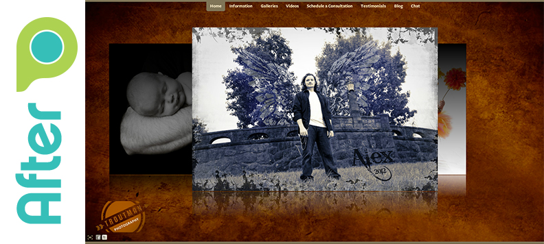 Troutman Photo Website - After